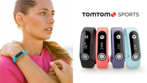 tomtom touch cadeau
